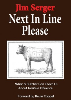 "Carmel resident Jim Serger released ""Next in Line Please"" on Feb. 5. (submitted photo)"