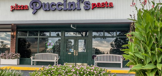 The first Puccini's opened at 1508 W. 86th Street in 1991. No grand opening was held. (Submitted photos)