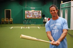 Benjamin Craig owns Feel Good Hitting, a batting business aimed to help junior high and high school students succeed in baseball. (Submitted photo)