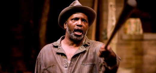 """David Alan Anderson will return to the stage as Troy in """"Fences,"""" a story about a sanitation worker who used to be a Negro League all-star baseball player. (Submitted photo)"""