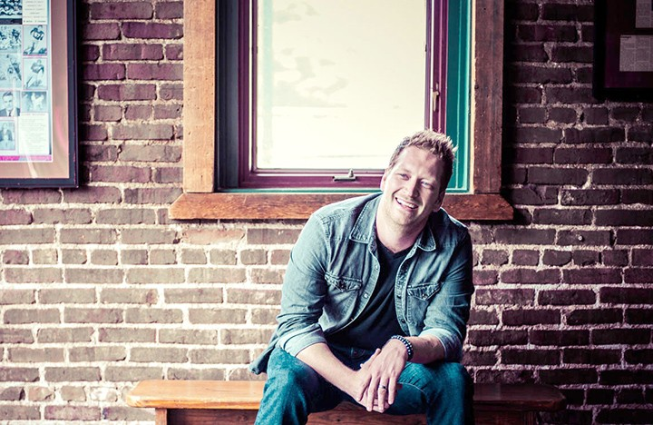 Barrett Baber will perform on March 25 in Carmel. (Submitted photo)