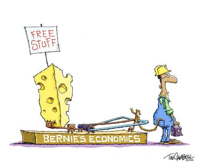 Bernie's Economics