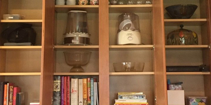 """A home's """"drop spot"""" can be organized with a little work. (Submitted photo)"""