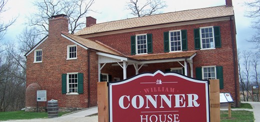 The Conner House, originally built in 1823 and now a museum of William Conner's life in Central Indiana, has been reimagined to be a more interactive and engaging exhibit this season at Conner Prairie.