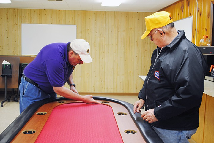 Lions club poker indianapolis