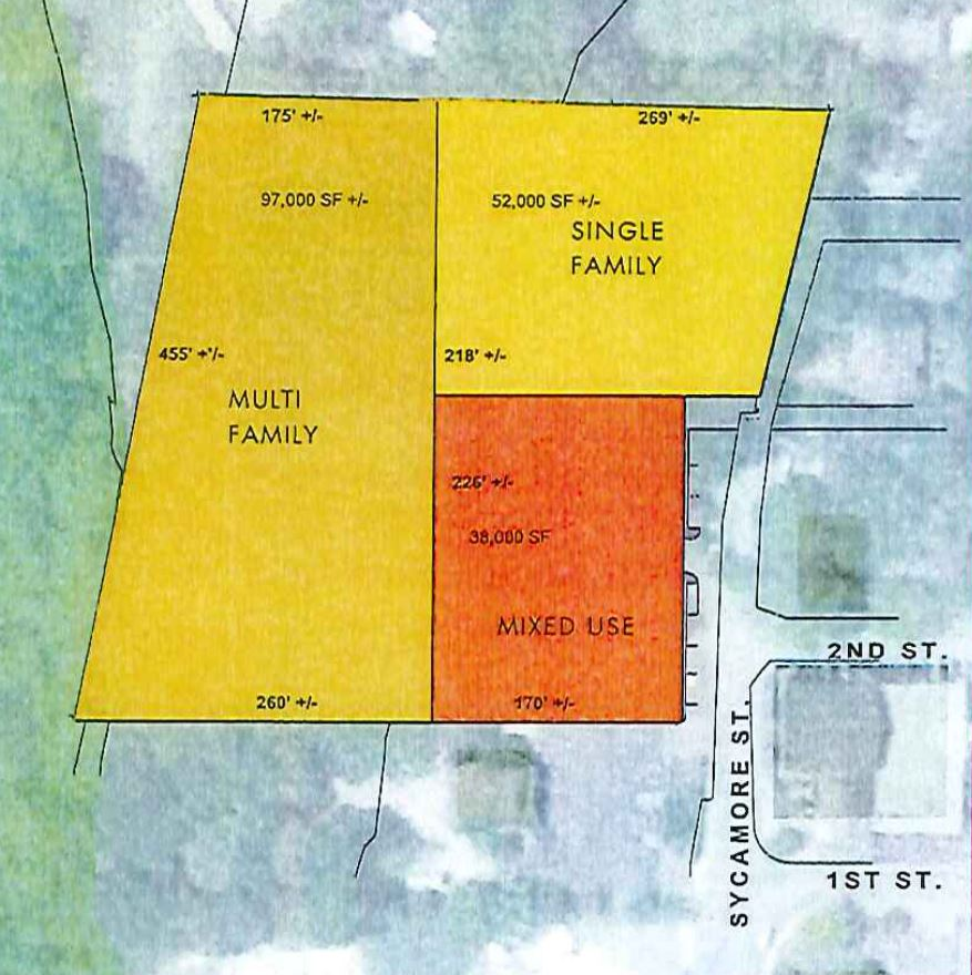 200 West mixed-use development proposal concerns Zionsville