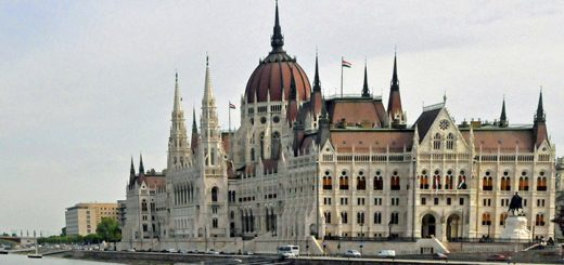 The Parliament Building in Budapest, Hungary. (Photo by Don Knebel)