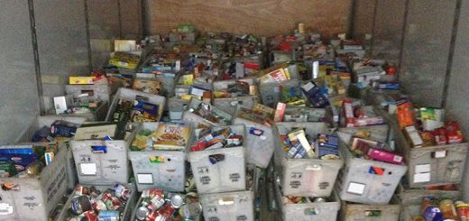 """Last year we collected 90,000 pounds as a branch,"" said Ronnie Roush, Westfield resident and the NALC Branch 888 president and food drive coordinator. (FIle photo)"
