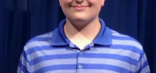 John Mikucki of Carmel Middle School recently finished as the runner up in the Indiana Geographic Bee. (Submitted photo)
