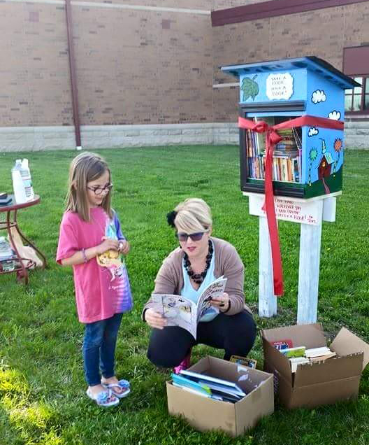 Local mom shares love of reading current publishing local mom shares love of reading malvernweather Gallery