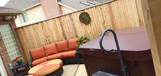 Have a space to enjoy being outside in the privacy of your own backyard. (Submitted photo)