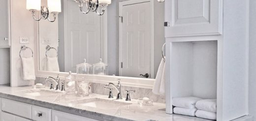 For a complete, master-bathroom remodel, The Affordable Companies recommends budgeting 7 to 12 percent of your home's value. (Submitted photo)