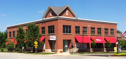 The IMCU Old Meridian St. Branch, 12725 Old Meridian Street, set to open in the fall of 2016. (Submitted photo)