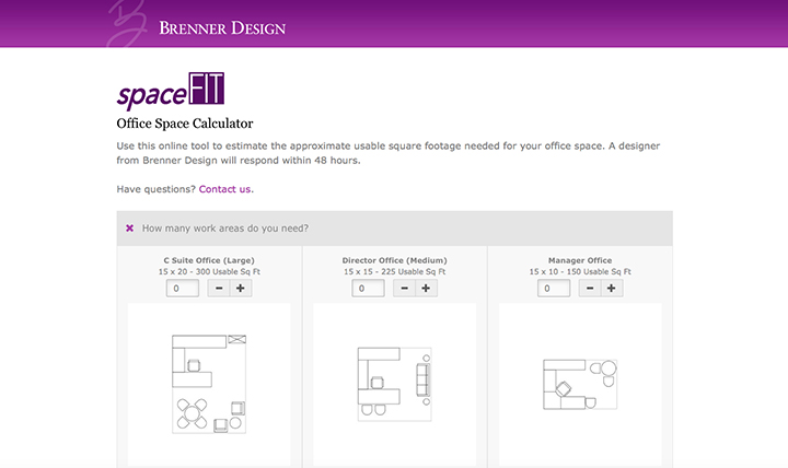 office space planning tools. Brenner Design Unveils Office Planning Tool Space Tools
