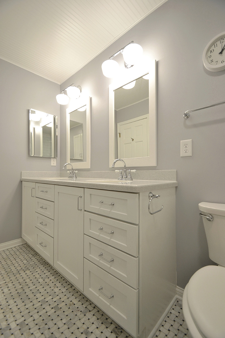 Updating a kitchen and bathroom will lead to your home reflecting what buyers are looking for in today's market. (Submitted photo)
