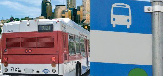 mass transit bus