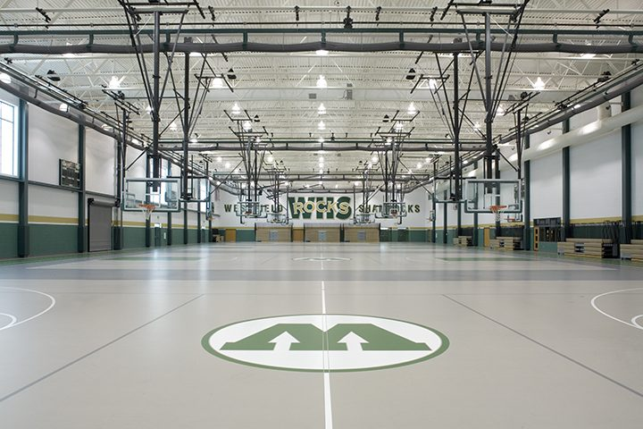 Westfield Athletics is celebrating 20 years since the opening of its new facility. (Submitted photo)
