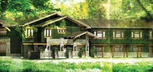 The St.Vincent House, which will serve as a home-away-from home for family members of patients. (Submitted rendering)