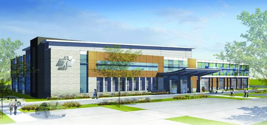 Central Indiana Orthopedics is planning a 50,000-square-foot facility on a 37-acre project in Fishers. (Submitted rendering)