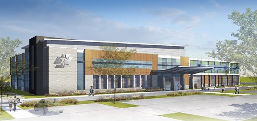 Central Indiana Orthopedics has proposed a 50,000-square-foot medical facility on a 37-acre plot east of St. Vincent's Hospital in Fishers. (Submitted rendering)