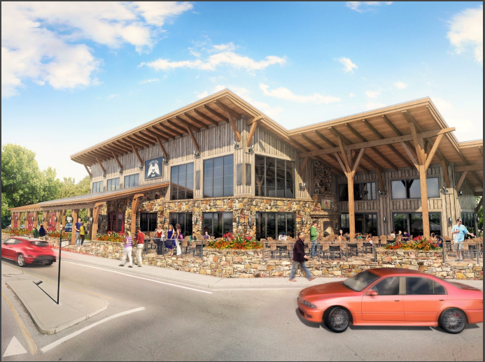The Westfield City Council approved a planned unit development which would allow for the relocation of Big Hoffa's. (Submitted image)