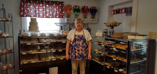 Becky Bielawski recently opened Becky's Bake Shop and Floral. (Submitted photo)