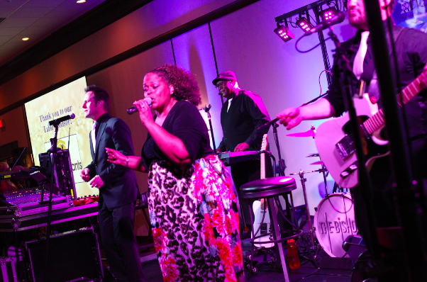 The Bishops perform at the 2015 Prevail gala. The band will perform at the 2016 gala as well. (Submitted photo)