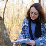 The Poet-in-residence at Fort Harrison State Park, Shari Wagner is hosting a Poetry in the Park event from 2 to 3:30 p.m. Aug. 20 at the park's Camp Glen Building 701 across from the Visitors Center. (Photo Feel Good Now)