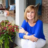 Geist's Marnie Cole enjoyed 15 years of working from home selling jewelry for Silpada Designs before the company's recent closure. (Photo by Amy Pauszek)