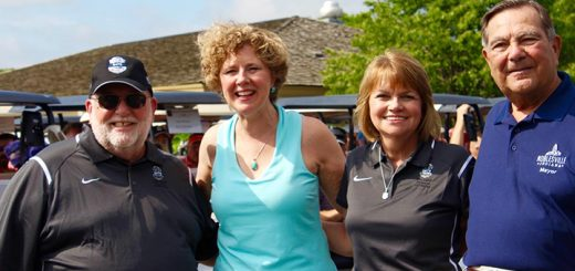 Mike Laird (Noblesville) , Congresswoman Susan W. Brooks (Carmel), Debbie Laird (Noblesville) and Mayor John Ditslear, City of Noblesville
