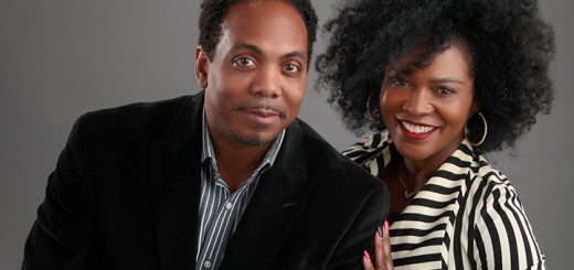 Valerie and Kenny Phelps have a goal to help their community through music and with work done through their record label, OWL Music Group. (Submitted photo)