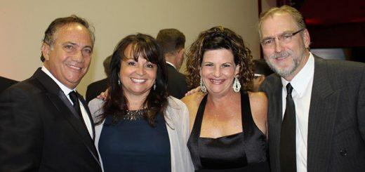 Chief Executive of Meyer Najem Anthony Najem (Carmel) , Liza Najem (Carmel) Chairman of Meyer Najem Kurt Meyer (Zionsville) and Barb Meyer (Zionsville).