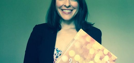 "Suzanne Joyce and her ""Working Mama"" book. (Submitted photo)"