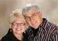 Rev. Diane Zehr and Rev. Jerry Zehr. (Submitted photo)