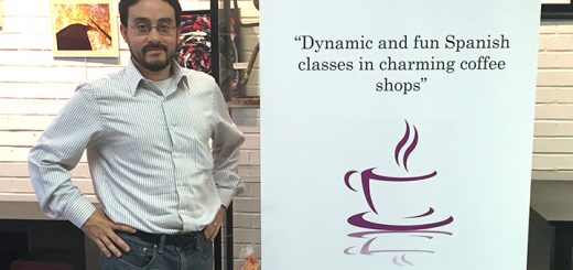 Fernando Yanez launched A Spanish Café a year ago and just started Indy Spanish Academy. (File photo)