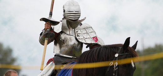 Jousting is the most popular event at the Fishers Renaissance Faire. (Submitted photo)