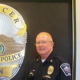 Fishers' only police chief, George Kehl will be handing over the departments' reigns to Assistant Chief Mitch Thompson.