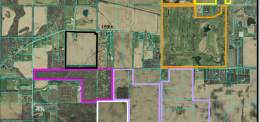 Pulte Homes has proposed to build 1,000 homes and 495 apartments across 731 acres. (Submitted photo)