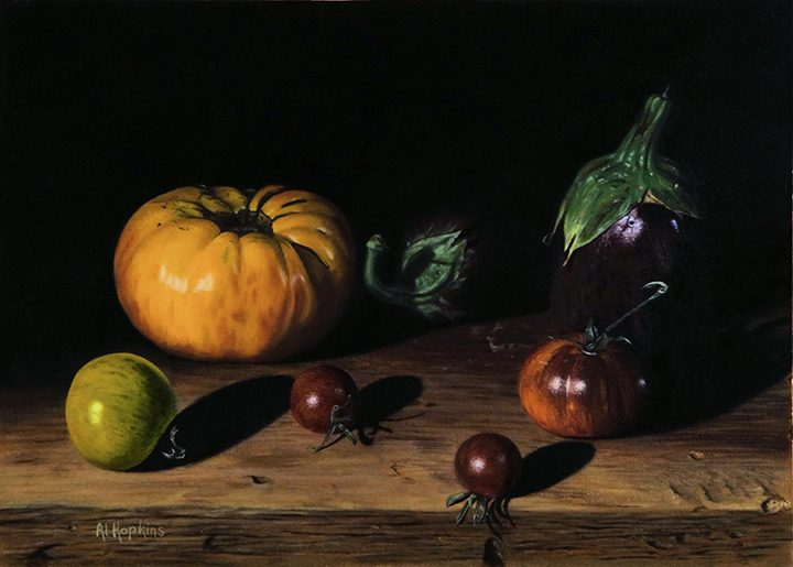Heirloom Still Life by Al Hopkins. (Submitted image)