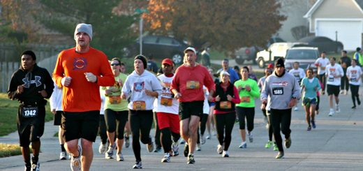 The sixth annual Wishbone 5K is set for Thanksgiving Day. (Submitted photo)