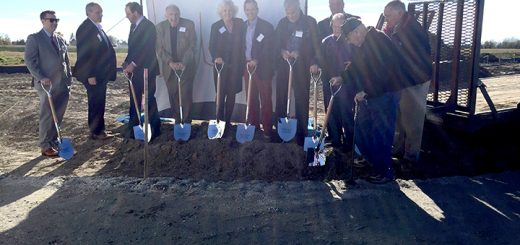 City and Cambria Suites officials broke ground at the Cambria Westfield location Nov. 9.