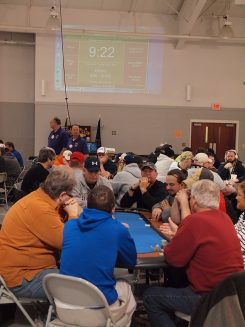 The Westfield Lions Poker Tournament for Sight will be held Nov. 18 and 19. (Submitted photo)