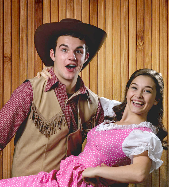 Zionsville Community High School Presents Classic Oklahoma Current Publishing