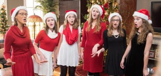 Members of last year's Zionsville Show Choir perform during the Holiday Home Tour. (Submitted photo)