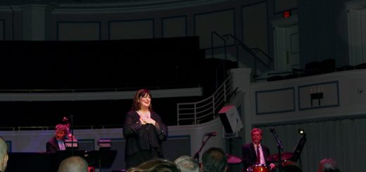 Ann Hampton Callaway will perform a holiday concert at The Palladium Dec. 10. (File photo by Amy Pauszek)