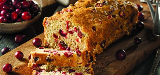 Cranberry-orange pecan bread. (Submitted photo)