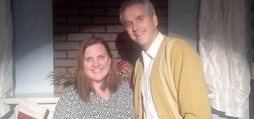 Mom and Dad Murphy are played by Laura Blatz and Rich Phipps. (Submitted photo)