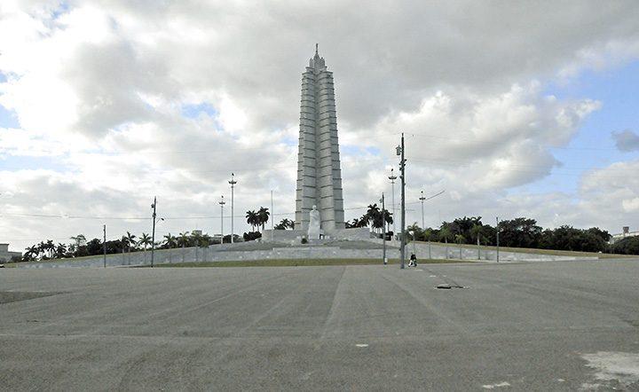 José Martí Memorial in Havana's Plaza de la Revolución (Photo by Don Knebel)