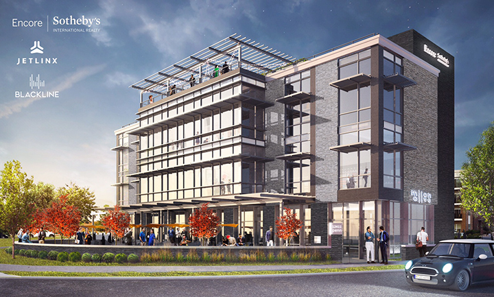 Encore-Sotheby\'s to construct $5M Indiana headquarters in Meridian ...