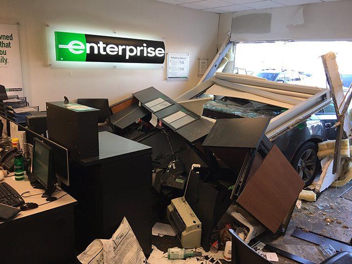 Enterprise Rent A Car Indianapolis In
